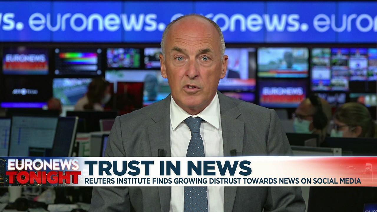 News media across the world face dwindling public trust, new report finds
