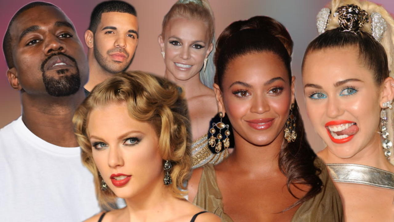 9 Most Outrageous VMAs Moments Ever!