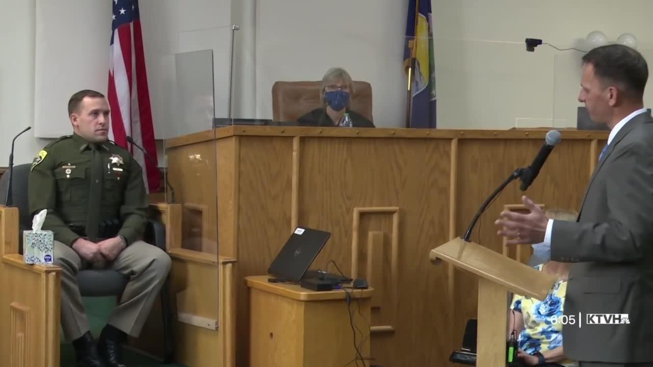Lloyd Barrus trial 2nd day of testimony