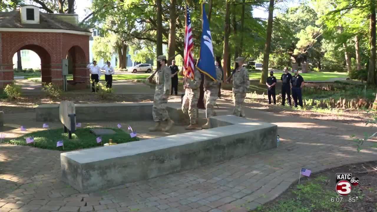 UL 9/11 Memorial honors former students killed in attacks