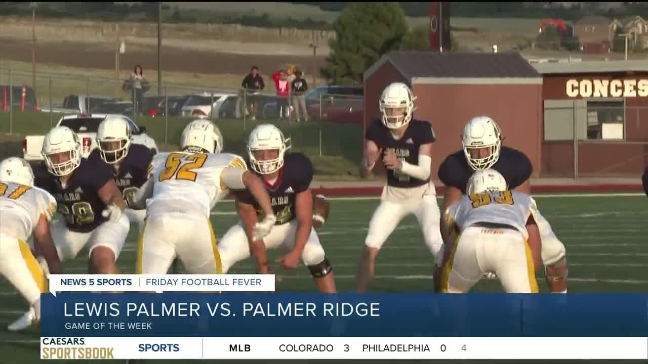 Live Scores: Friday Football Fever Week 3