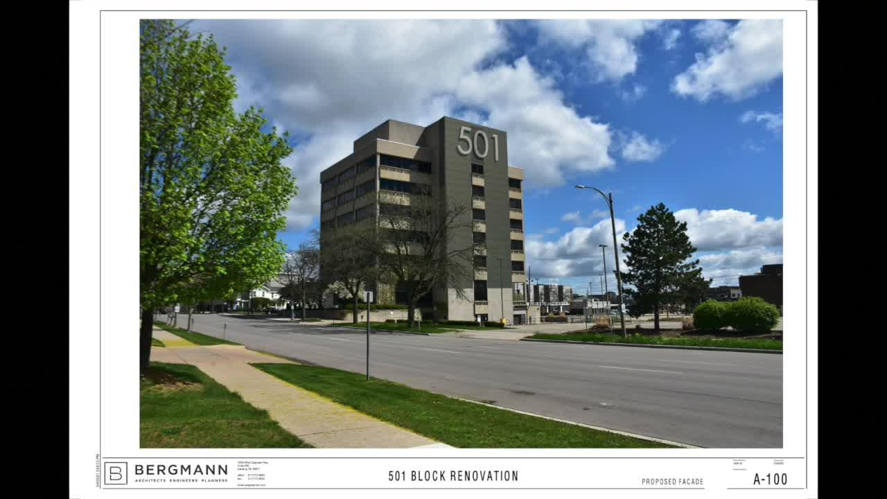 Former Lake Trust Credit building to become multi-use development