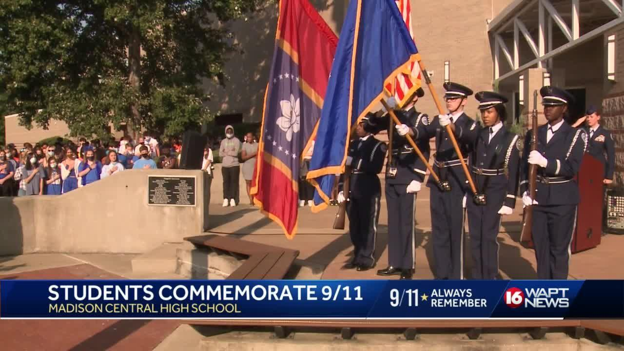 Madison Central recognizes 9/11 first responders