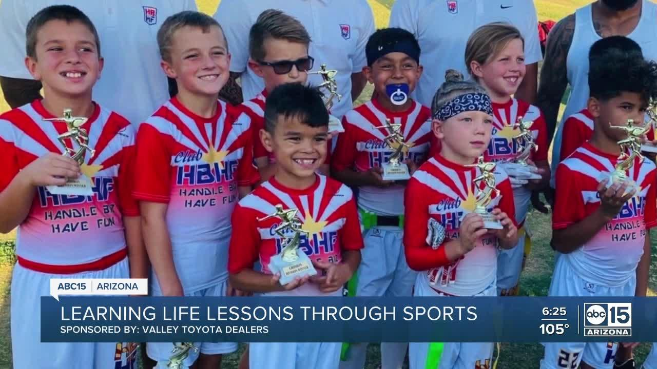 Your Valley Toyota Dealers are Helping Kids Go Places: Sports