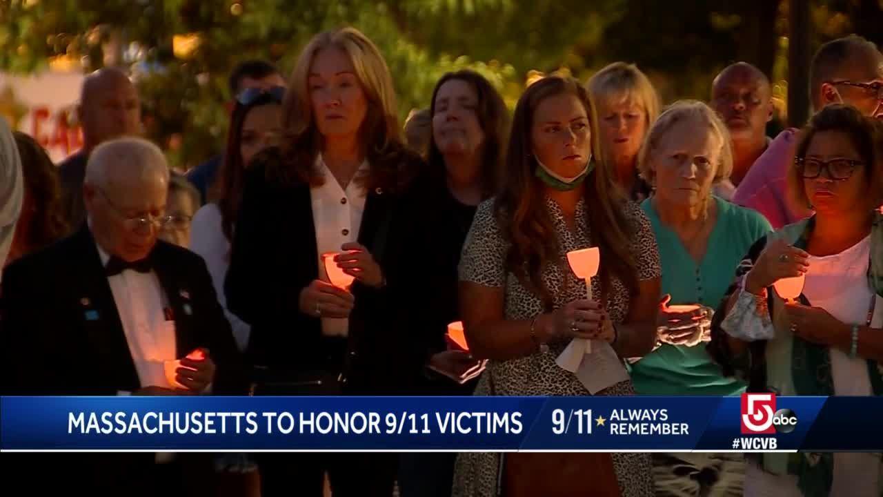 Families remember Massachusetts 9/11 victims
