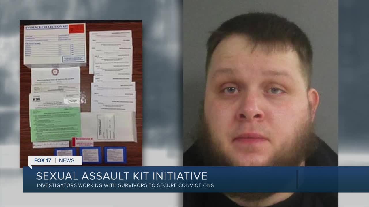 Sexual assault kit initiative