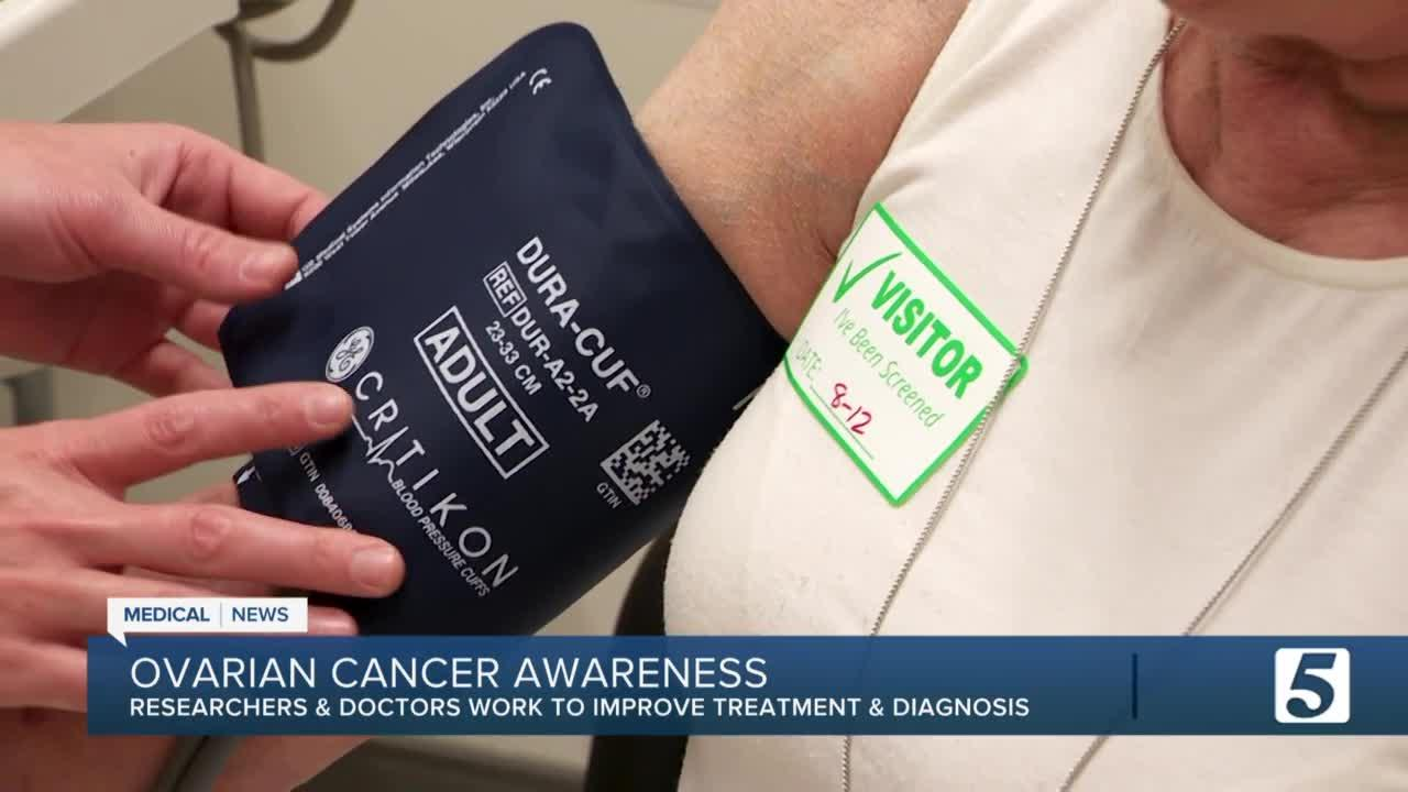 Researchers, doctors work to improve ovarian cancer treatment