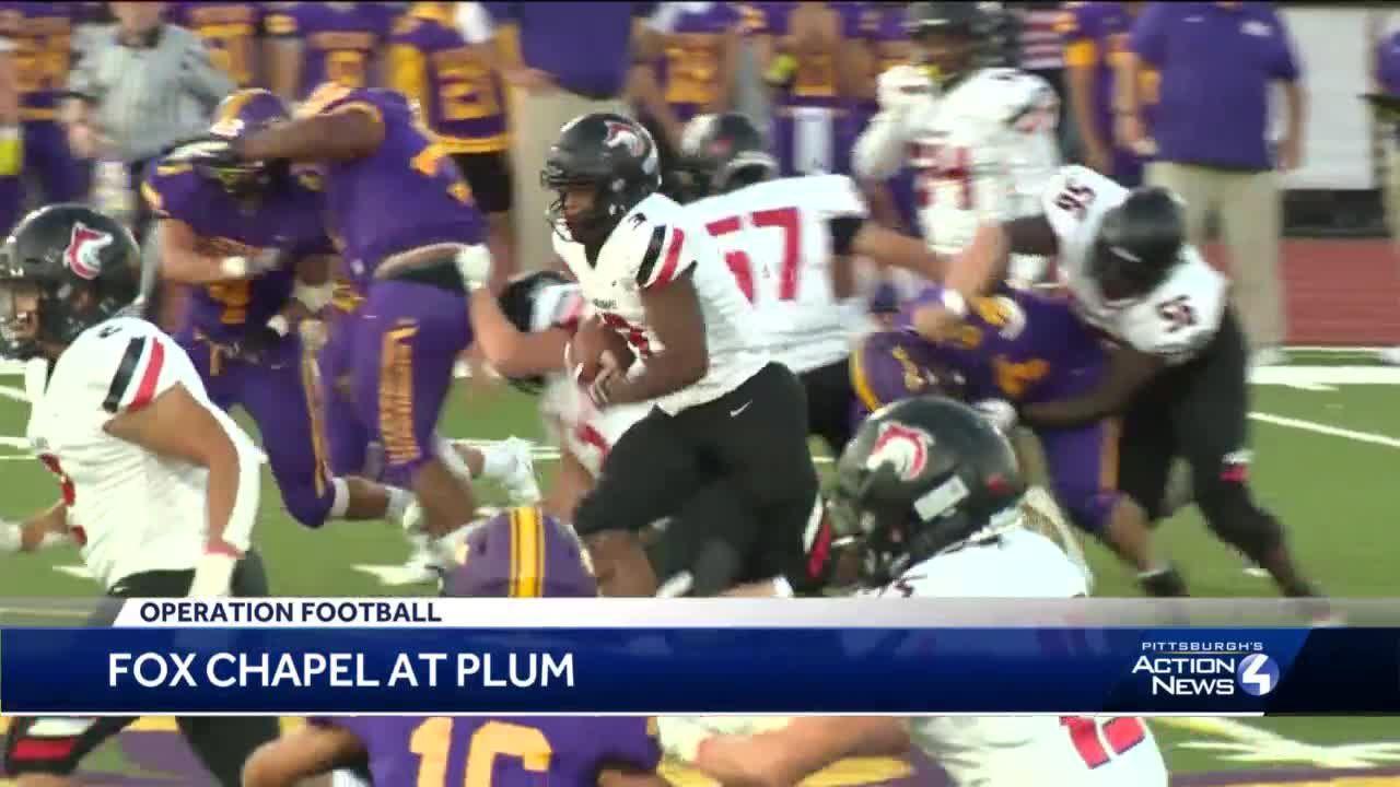 Fox Chapel beats Plum