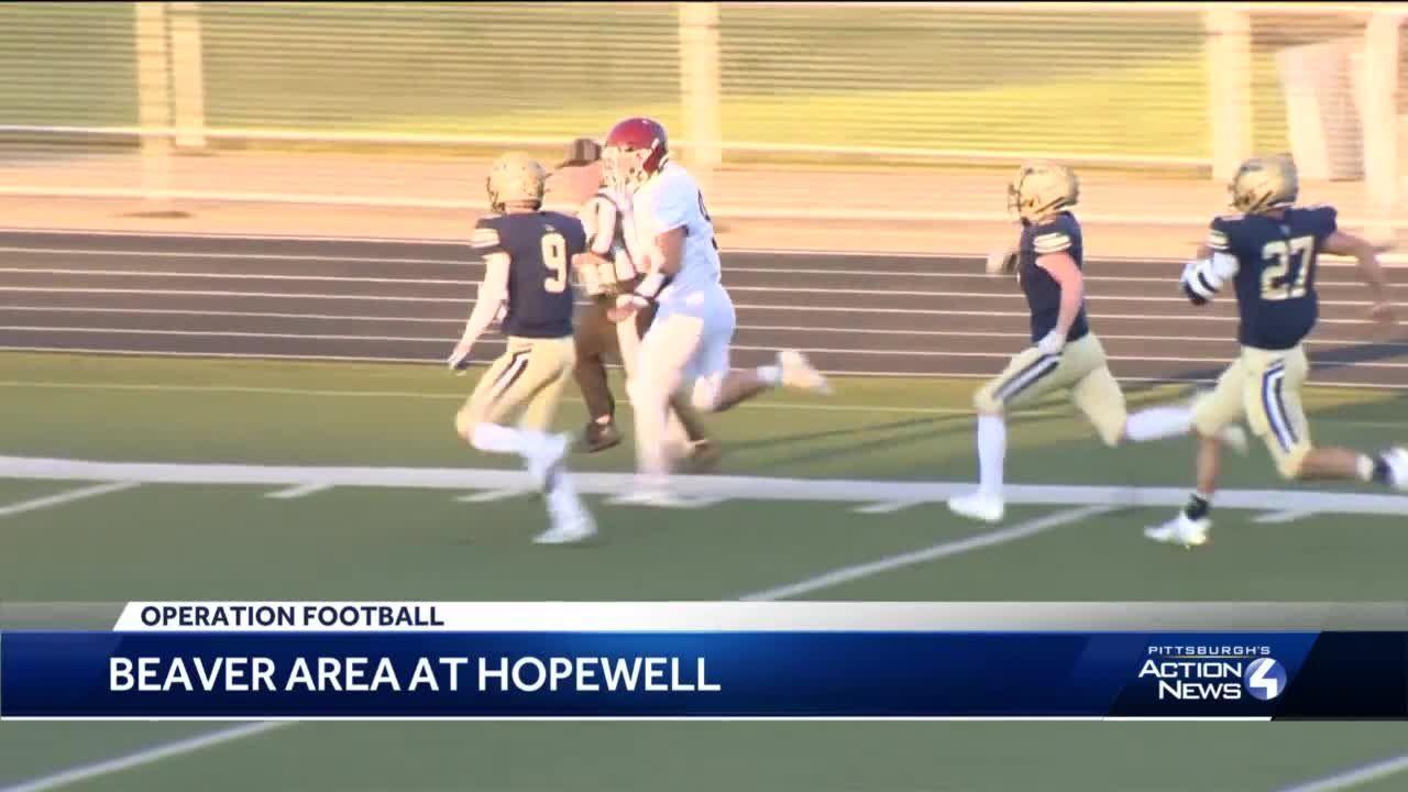 Beaver Area vs. Hopewell