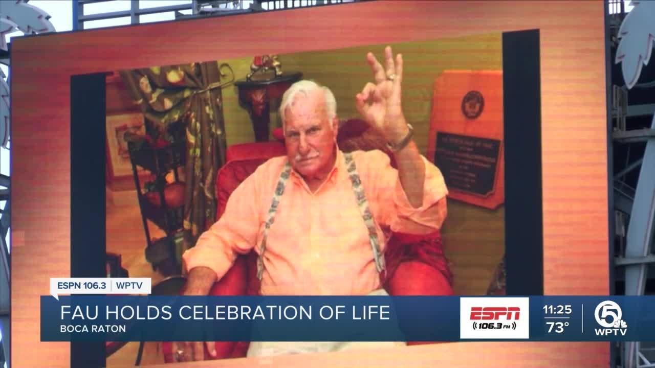 FAU celebrates Howard Schnellenberger
