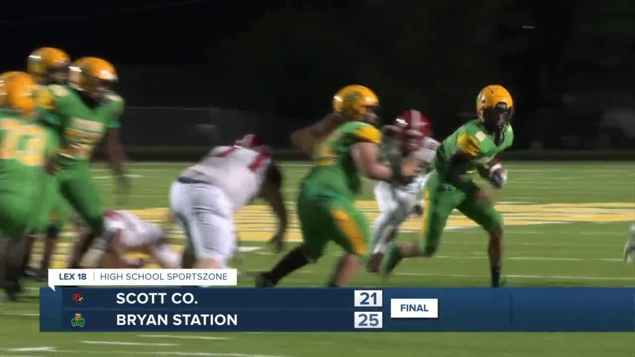 Eli Bryan Station vs Scott Co.