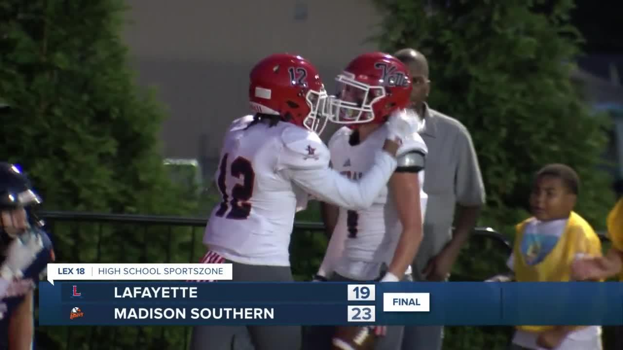 Josh Madison Southern Beat Lafayette & Madison Central Rout South Laurel