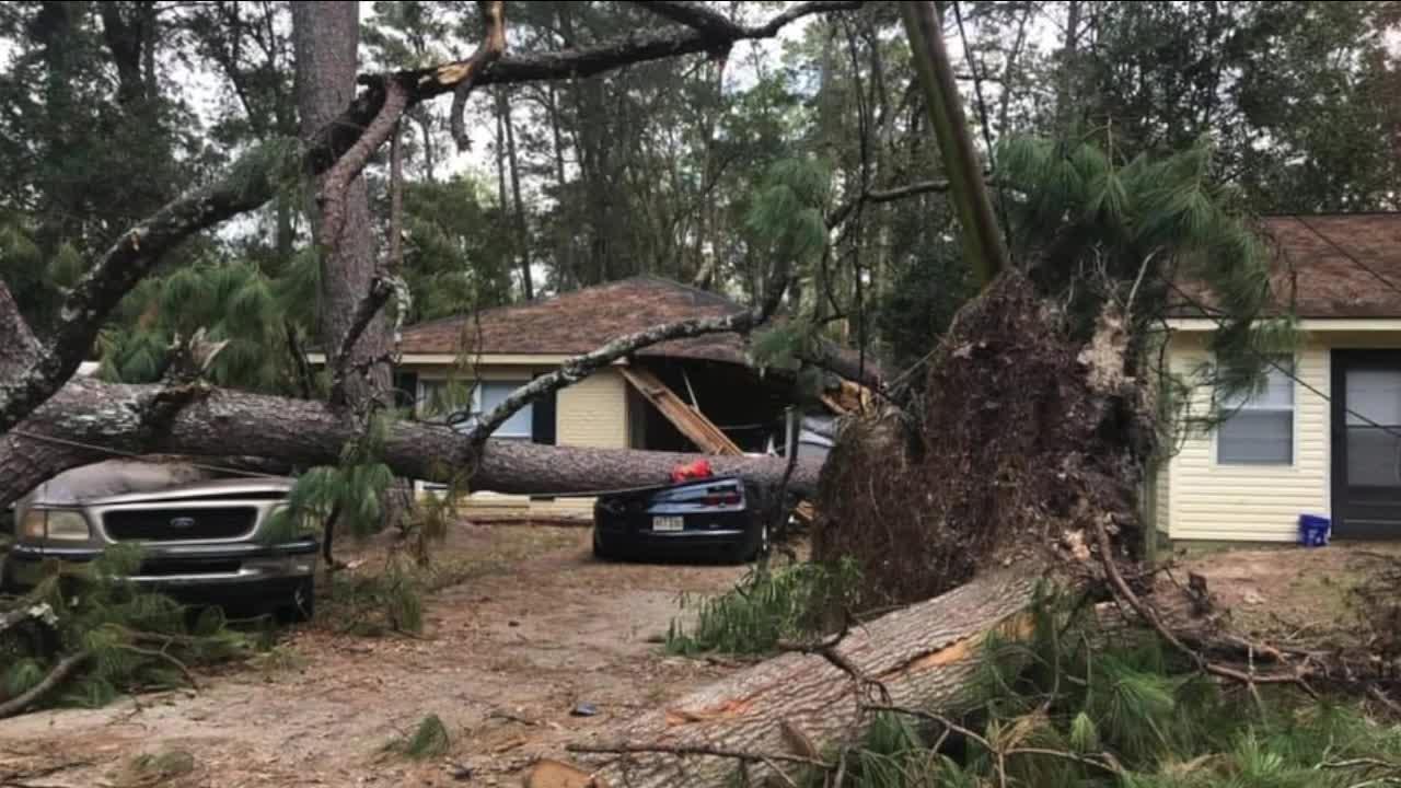 NEO utility workers help restore power in Louisiana after Hurricane Ida