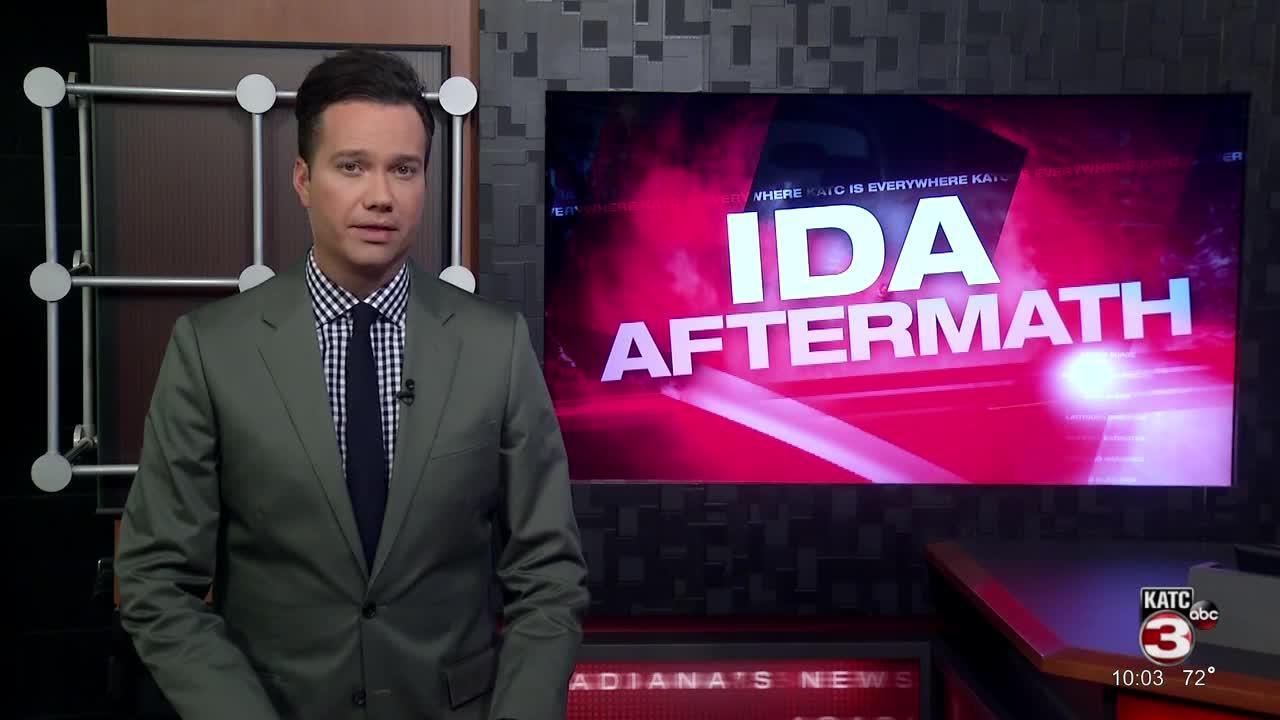 Post Ida; Day 12