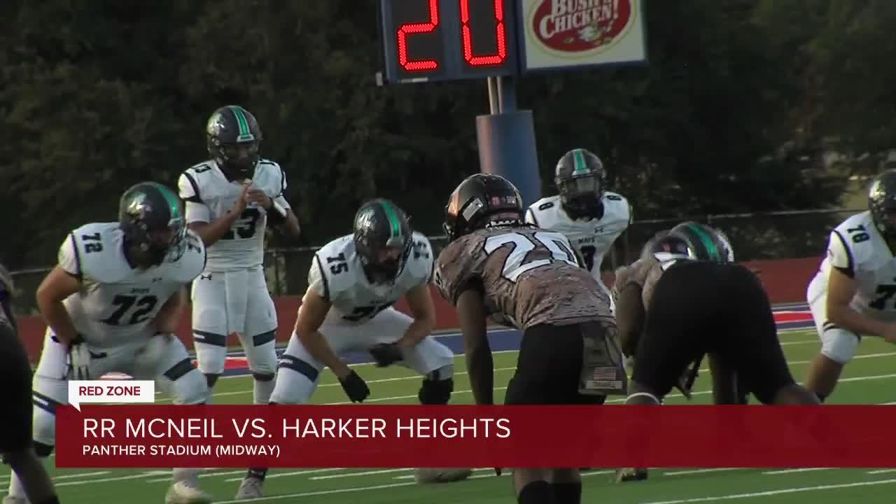 RR McNeil vs Harker Heights