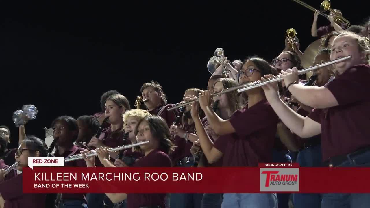 Band of the week: Killeen Marching Roo Band