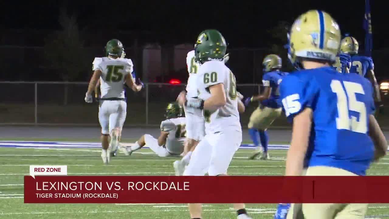 Lexington vs Rockdale