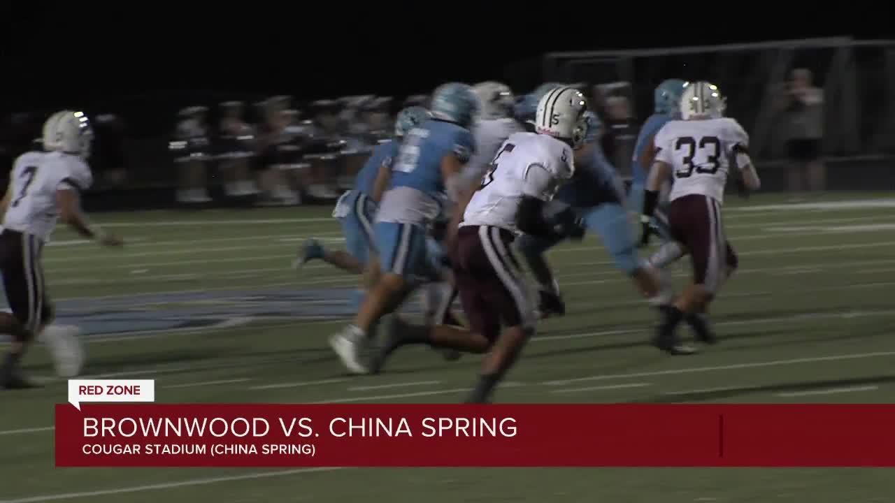 Brownwood vs China Spring