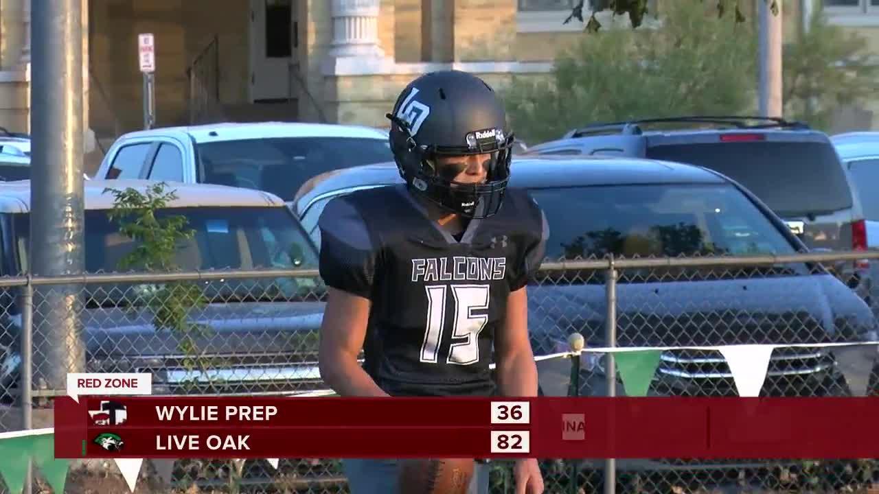 Wylie Prep vs Live Oak