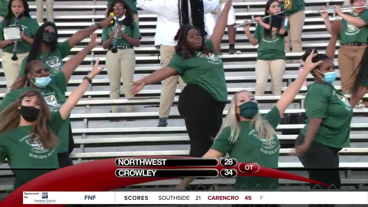 FNF Week 2: Northwest v Crowley