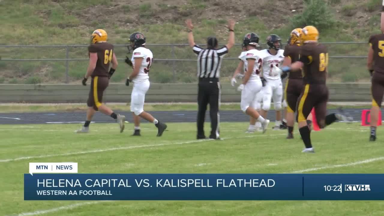 Helena Capital shuts out Flathead, 57-0