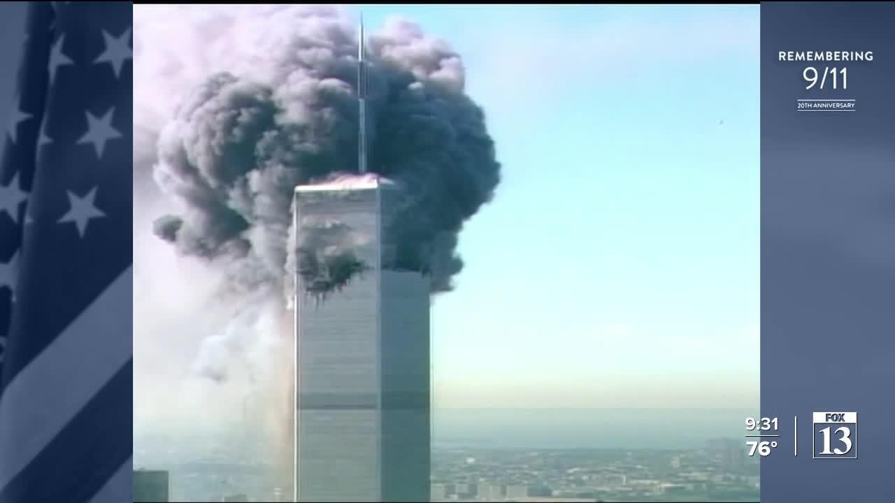 Remembering 9/11: Utah's response