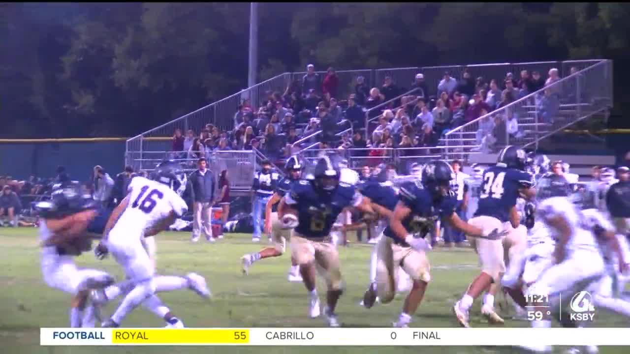 Mission Prep tops St. Francis 42-7