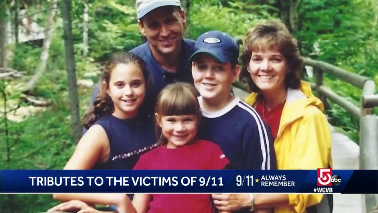 9/11 victims with local ties to be honored in Boston