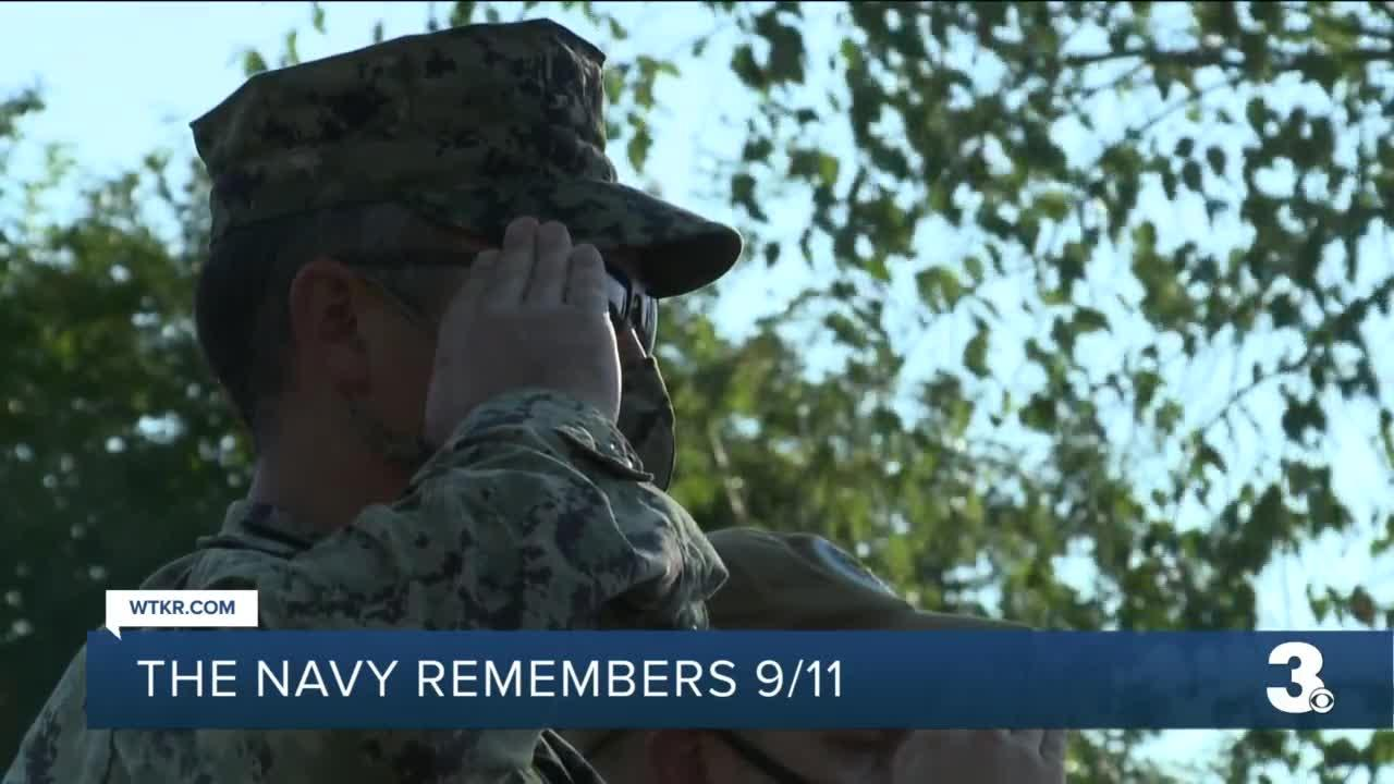 The Navy remembers 9/11