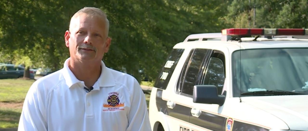 Powhatan man to run 85 miles for fallen firefighters on 9/11 anniversary