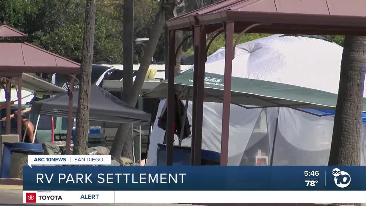 Mission Bay RV parks penalized by California Coastal Commission