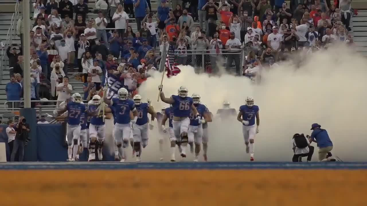 Boise State routs UTEP 54-13 as Andy Avalos gets his first win as head coach