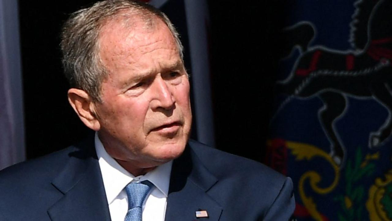 Bush compares domestic violent extremists to 9/11 terrorists