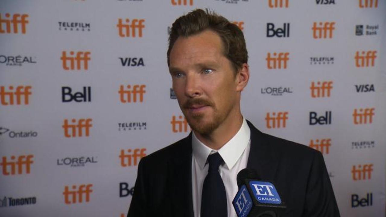 Benedict Cumberbatch On Returning To TIFF, Working With Kirsten Dunst