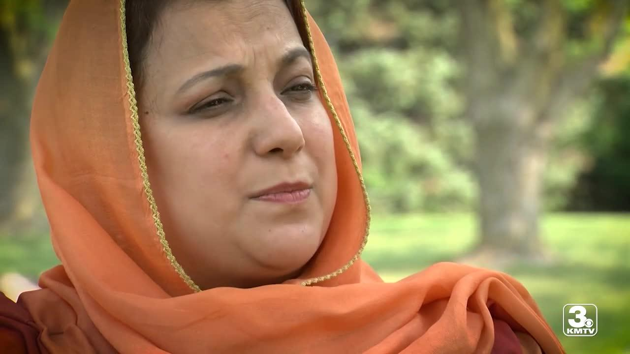 Arjumand Ghani lost her sister's family to a hate crime.