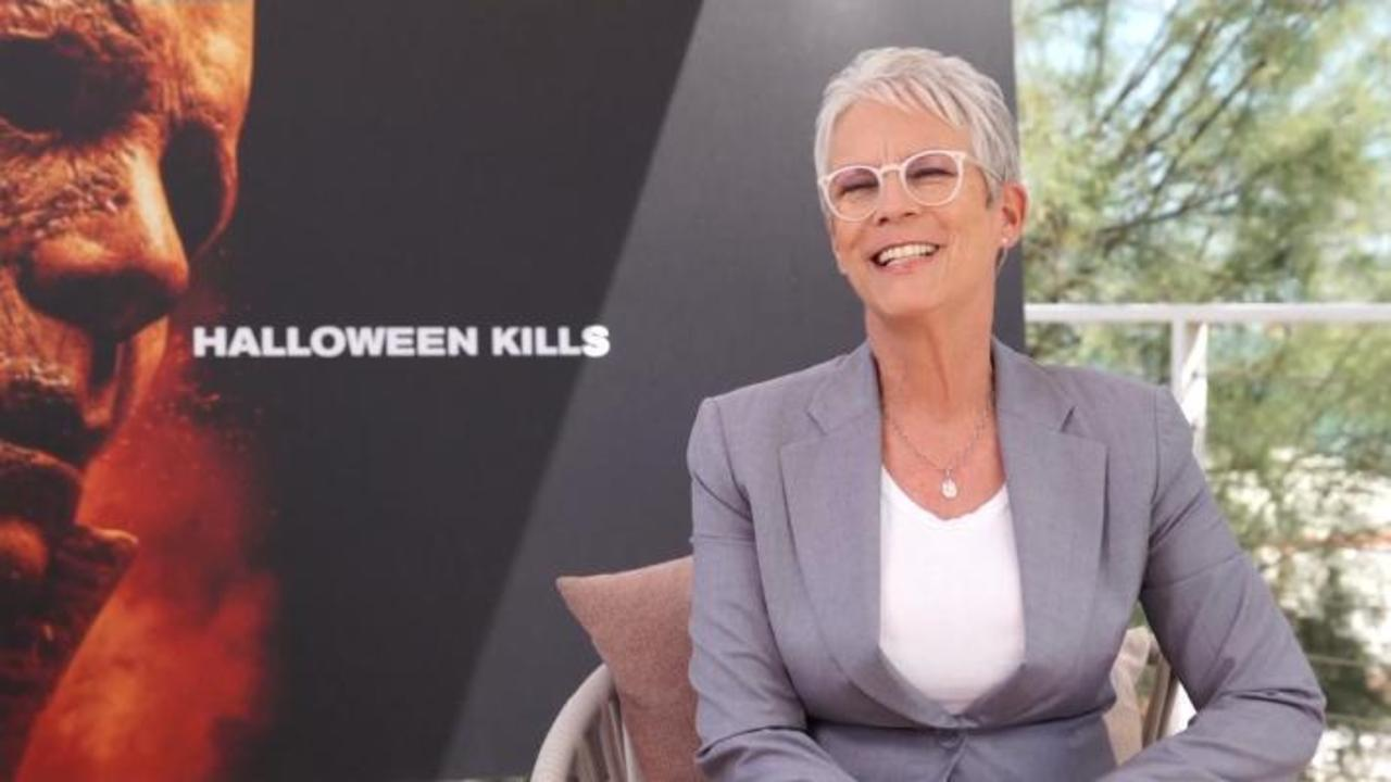 Jamie Lee Curtis Reacts To Golden Lion Award At Venice Film Festival