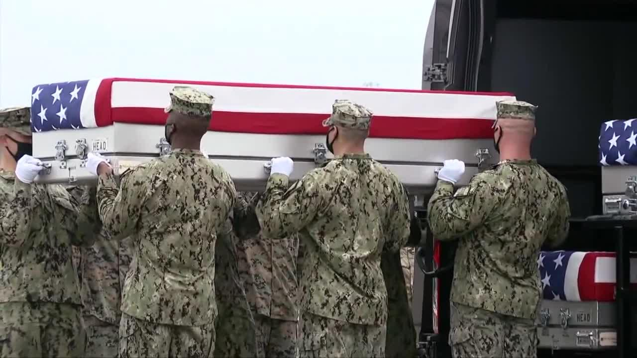 Afghanistan veterans reflect on 20th anniversary of 9/11 attacks