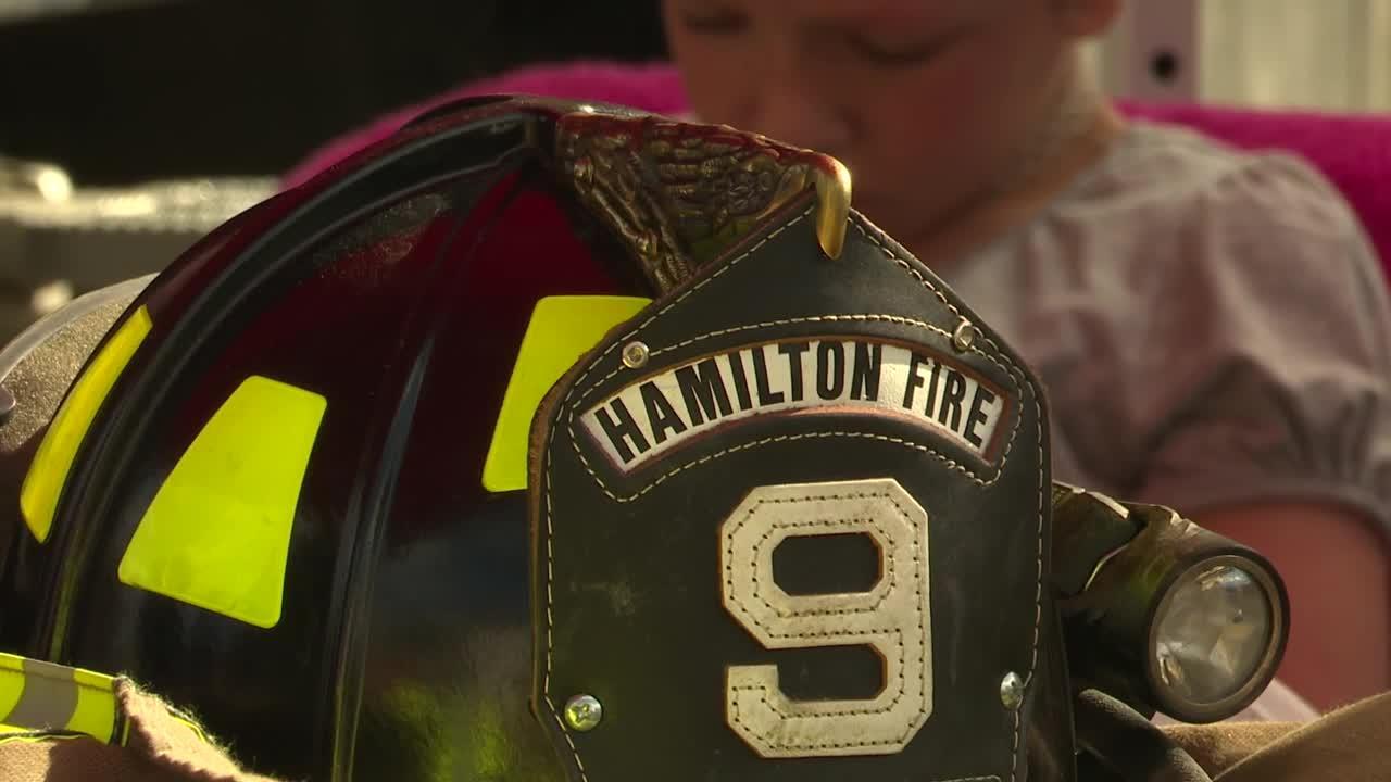 Hamilton Volunteer Fire Dept. hosts 9/11 ceremony