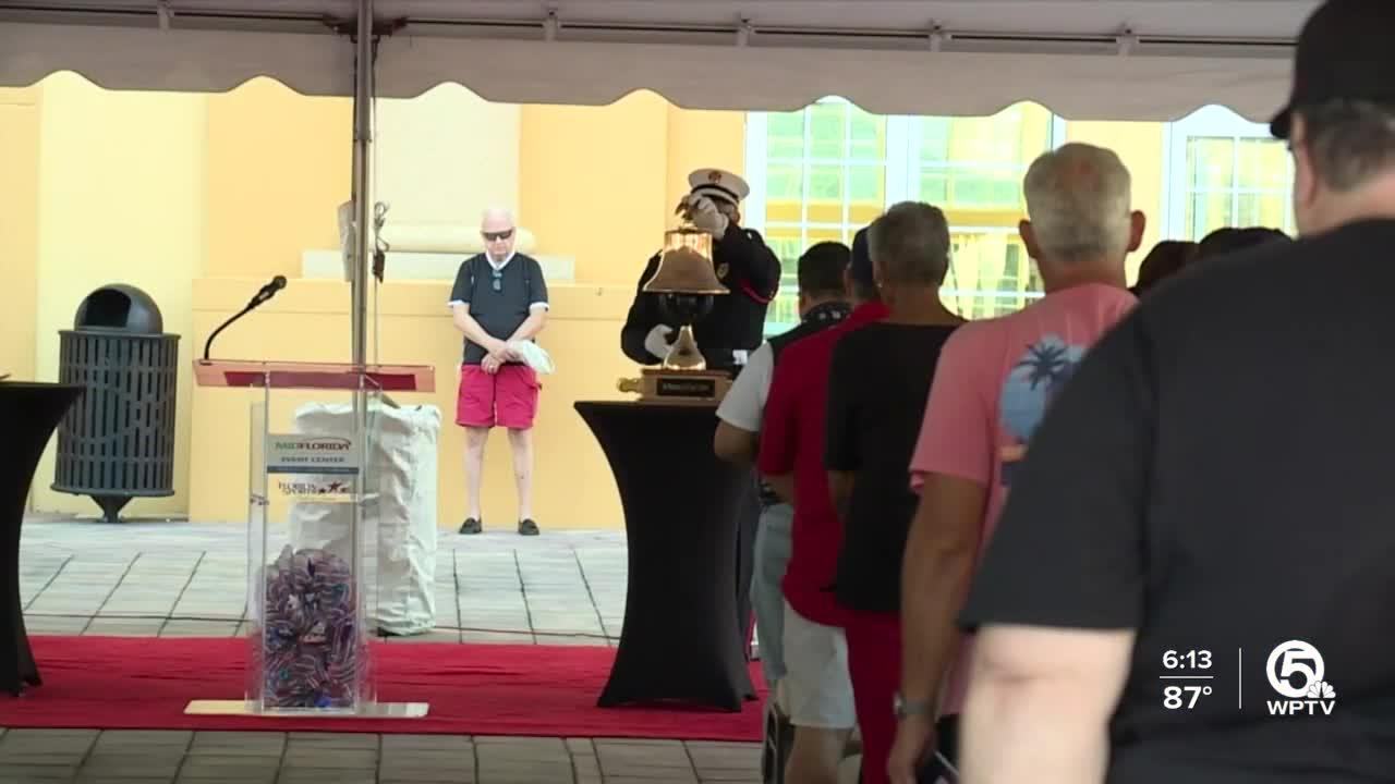 9/11 remembrance ceremony held in Port St. Lucie