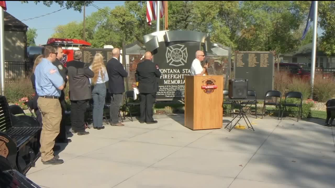 9/11 commemorated in Yellowstone County