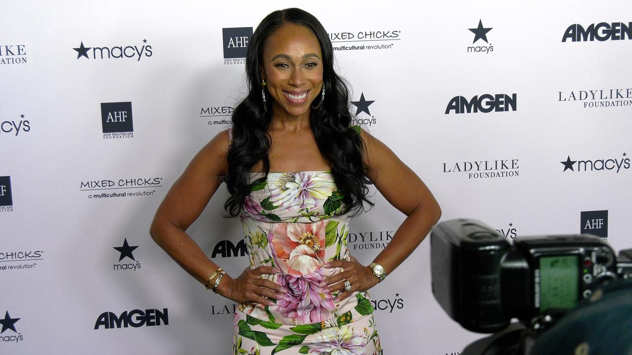 Leah Pump 'LadyLike Foundation's 12th Annual Women of Excellence Awards' Red Carpet