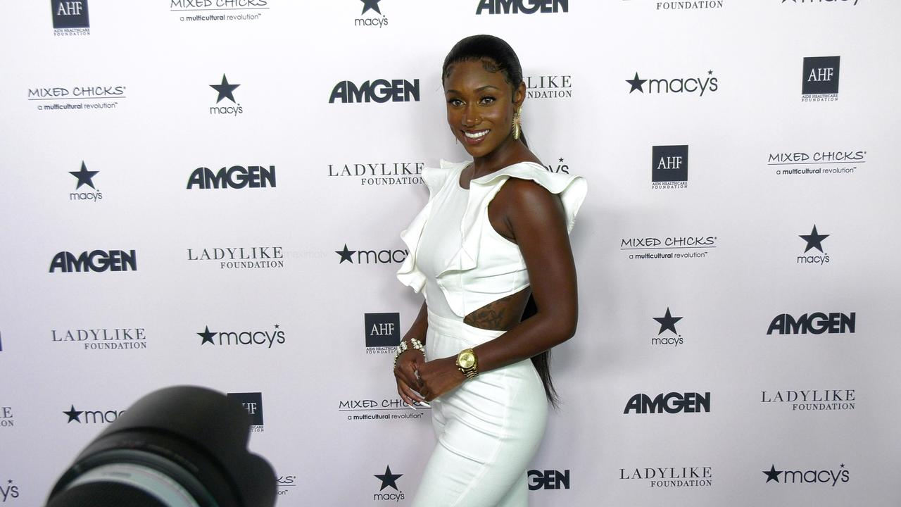 Tondalaya Smith 'LadyLike Foundation's 12th Annual Women of Excellence Awards' Red Carpet
