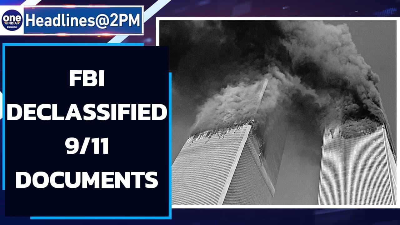 FBI declassifies documents related to September 11, 2001 terror attacks  Oneindia News