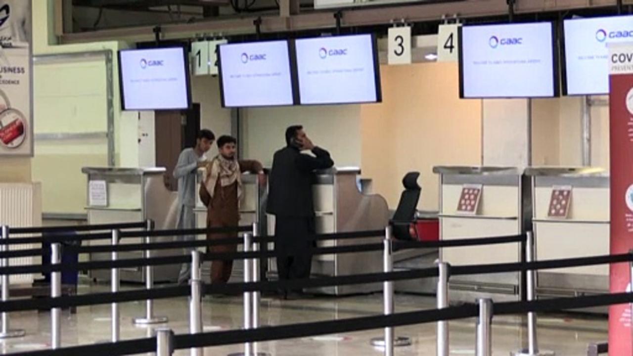 UAE sets up air bridge to deliver humanitarian aid to Afghanistan