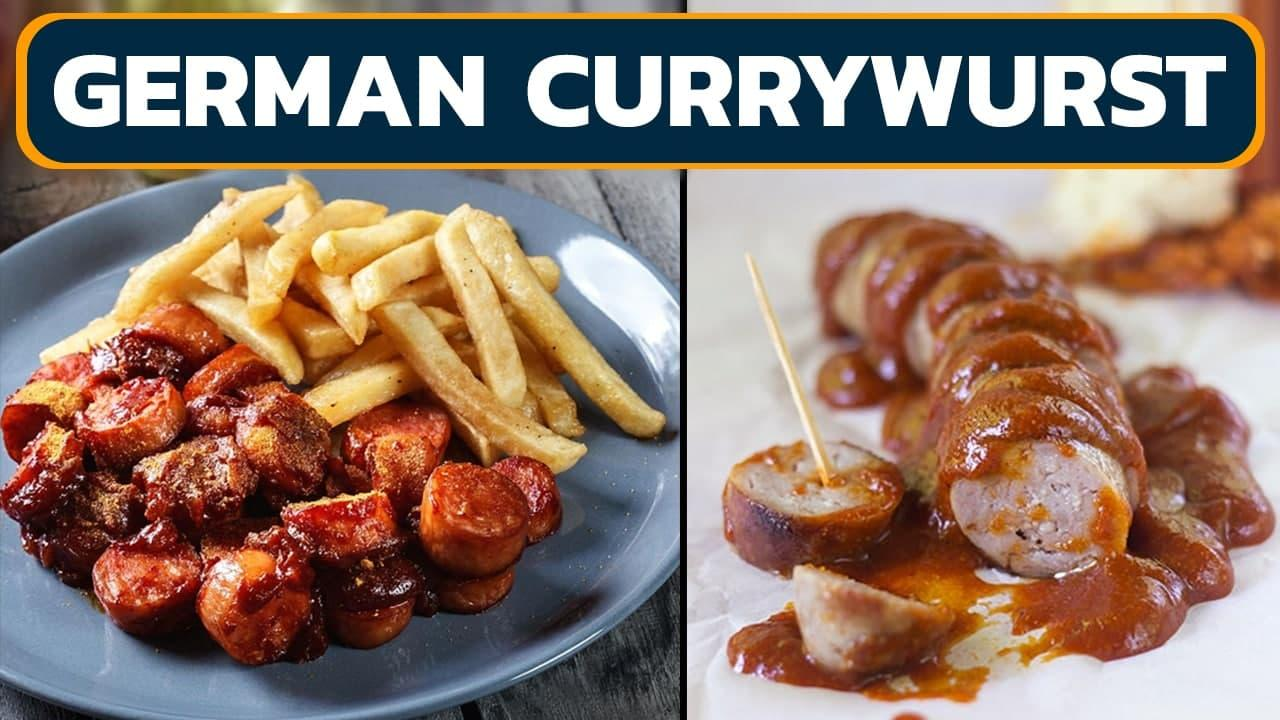 Currywurst an Iconic German Snack   Know all about Germany's most popular snacks   Oneindia News