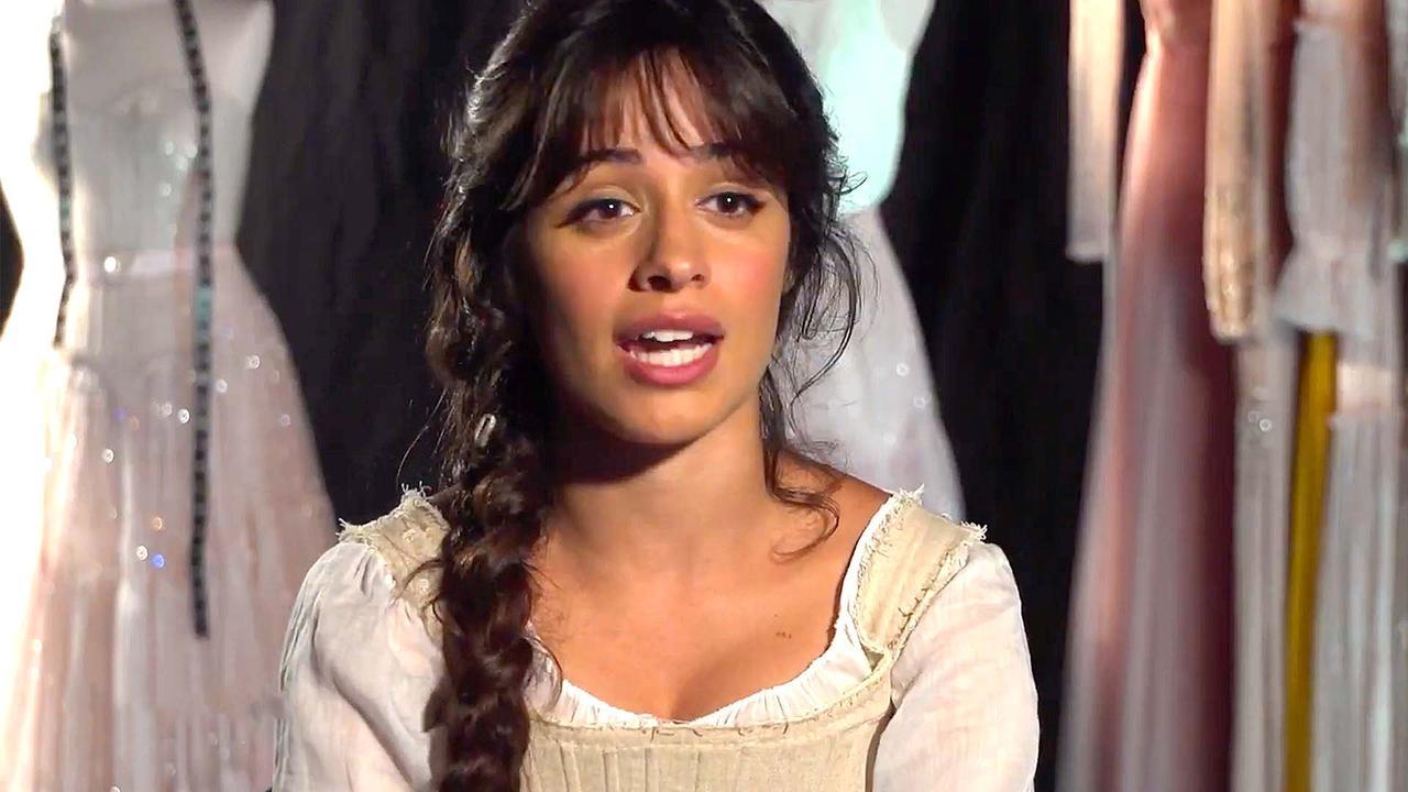 Cinderella on Amazon Prime Video with Camila Cabello | Behind the Scenes