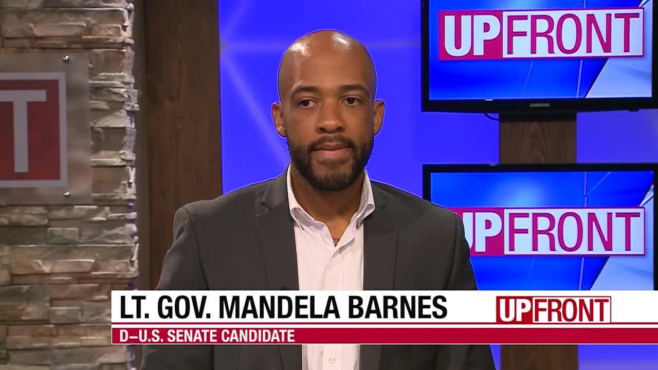 Lt. Gov. Mandela Barnes: Democratic Candidate for Senate