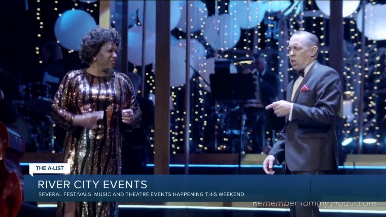 Festivals, live music, internationals films and popup market