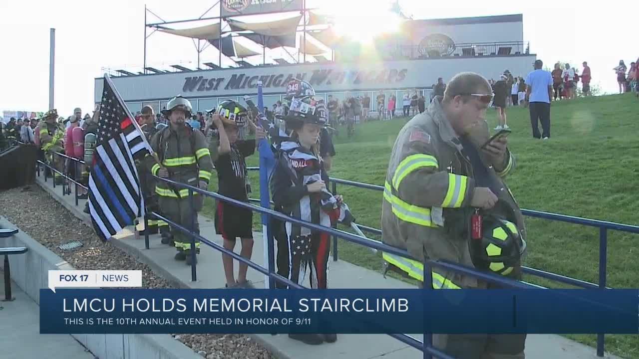 LMCU holds memorial walk