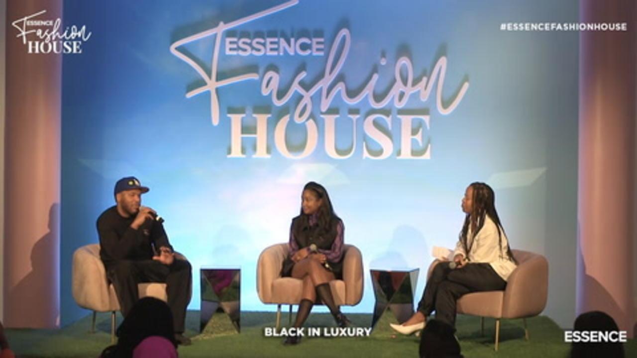 Essence Fashion House | Jason Rembert on Celebrating Black People's Wins